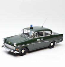 "Minichamps 180043290 Opel Rekord P1 Coupe "" Polizei "" Bj.1958, 1:18, OVP, K003"
