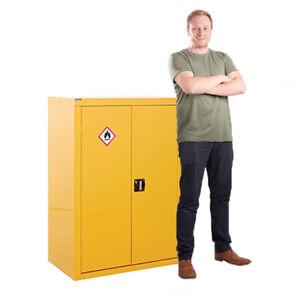 Hazardous Storage Cabinets | H1200 x W900 x D460mm | CoSHH Cabinets