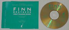 Finn Brothers - Only Talking Sense - 1995 Promo CD Single