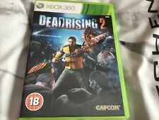 Dead Rising 2 Microsoft Xbox 360 game with manual