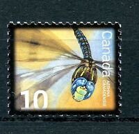 Canada 2017 MNH Beneficial Insects R/P Dragonflies 1v Set Stamps