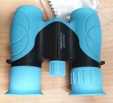 Sport Binoculars 10 x 22 Neu DE WYJ BLUE Ideal For Children Shockproof Safety