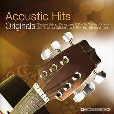 ORIGINALS-ACOUSTIC HITS  CD NEU BOB DYLAN/MAGNA CARTA/MELANIE/DONOVAN/+