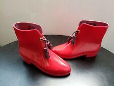 Vivienne Westwood Melissa Tassel Ankle Boots 37