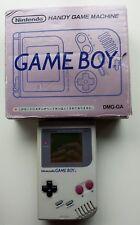 Nintendo Original Game Boy DMG-01 Console BOXED (Japan)