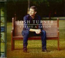 182557 Josh Turner - I Serve a Savior CD |new|