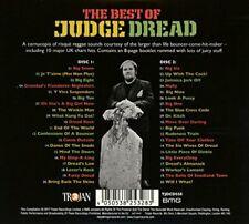Judge Dread - The Best of 2cd Set Mint/ UK