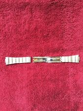"""RARE OMEGA, WATCH BRACELET, STAINLESS STEEL, PARTS ONLY, MADE BY JB """"CHAMPION""""."""