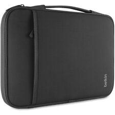 """Belkin F8N140EABR Neoprene Netbook Sleeve  Fits up to 10/""""or Tablet Black//Red"""