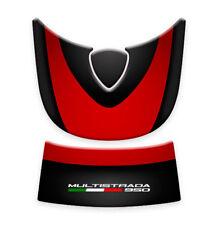 PARASERBATOIO TANK PAD DUCATI MULTISTRADA 950 GP-254(M) (Red)