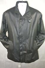 DIESEL MEN'S LIMITED EDITION  ITALIAN LEATHER JACKET SIZE XL.