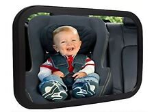 Baby Car Seat Rear Facing Mirror Brand New Adjustable Safe Infant Baby Mirror