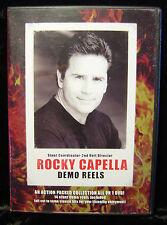 Rocky Capella: DEMO REELS-Stunt Coordinator (14 stunt demo reels) DVD