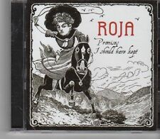 (FX404) Roja, Promises I Should Have Kept - 2013 CD