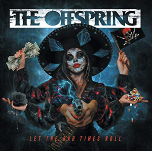 OFFSPRING-LET THE BAD TIMES ROLL CD NUEVO