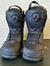Salomon Faction Boots Mens UK 11.5 US 12.5 EUR 46 CM 30.5 REF:D51^