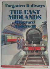 EAST MIDLANDS RAILWAYS Forgotten Steam Rail History Stations Abandoned Lines