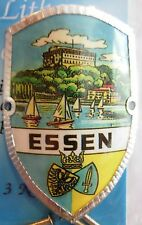 Essen new badge mount stocknagel hiking medallion G9815