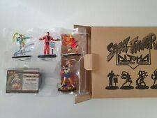 Street Fighter Miniatures Board Game Charakter Pack 1: Alpha (NEW)