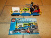 Lkw Rc Aus 60052 Mit Ba Kran Set 1 6 Lego City Eisenbahn