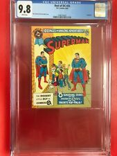 BEST OF DC #25 DIGEST MT 9.8 CGC ROSS ANDRU AND DICK GIORDANO COVER SUPERMAN APP
