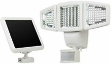 Open Box-Sunforce 180Led Solar Motion Light triple head 1200 Sunp82153_290916
