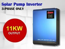 11kw 3 phase Solar pump inverter  with max PV input 800vdc