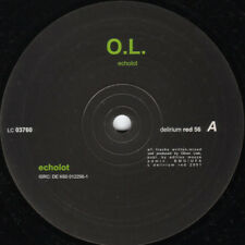 More Images O.L. ‎– Echolot - Delirium Red delirium red 56 VINYL 12""