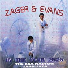 Zager And Evans - In The Year 2525 - The RCA Masters 1969-1970 (NEW CD)