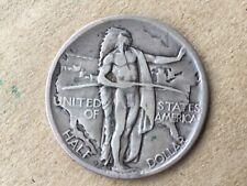 New listing 1926 Oregon Trail Memorial Half Dollar Au
