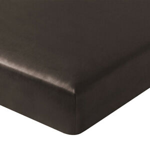 Waterproof Faux Leather Sofa Seat Cushion Cover Stretch Chair Couch Slipcovers