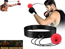 Boxing Trainer Reflex Head Ball - Boxing Exercise Speed Training - Punching Box