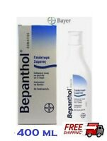 BEPANTHOL BODY LOTION 400ml *BAYER * SKIN CARE WITH VITAMIN B5