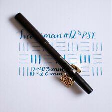 Vintage Waterman Ideal #12 1/2 P.S.F Fountain Pen, BCHR, Superflex Nib, Restored
