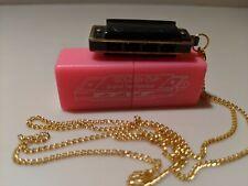Miniature Harmonica/Case Fully Functionable