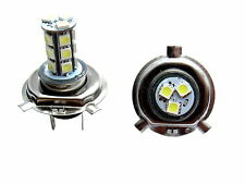 H4 LED/SMD faros antiniebla cada uno con 15 LEDs Xenon Weiss chrysler, etc....