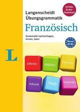 Langenscheidt Übungsgrammatik Französisch - Buch mit PC-Software zum Download (2017, Taschenbuch)