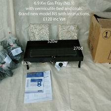 6.9 kW Gas Tray