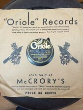 Vintage Oriole Record Good Night Sweetheart No.2343-B