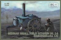 IBG 1/35 German Small Field Kitchen Hf. 14 # 35008