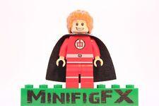 Lego THE GREATEST AMERICAN HERO Custom Minifig Ralph Hinkley William Katt