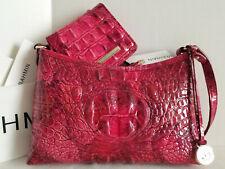 Brahmin Petunia Anytime Mini Melbourne Leather Bag Shoulder Purse