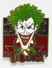 PINS CINEMA BATMAN LE JOKER NICHOLSON METAL EPAIS EMAILLE