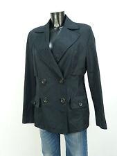 Rene Lezard chaqueta talla 42/negro & elegante (o 5614 R)