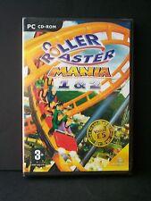 ROLLER COASTER MANIA 1&2 [gioco pc - nuovo]