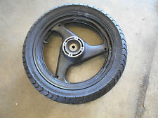 suzuki gs500 gs500f rear back rim wheel tire 04 05 06 07 08 09 2008 2004 2005