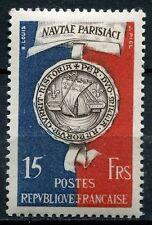 FRANCE TIMBRE NEUF N° 906 * SCEAU CORPORATION BATELIER