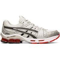 Asics 1021A117-101 GEL Kinsei OG White Black Men's Running Shoes