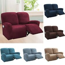 Recliner Chair Cover 2/3 Seater Sofa Slipcover Multicolor Couch Covers Protector