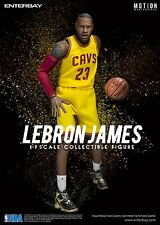 1/9 ENTERBAY Masterpiece NBA LeBorn James Cleveland Cavaliers Action